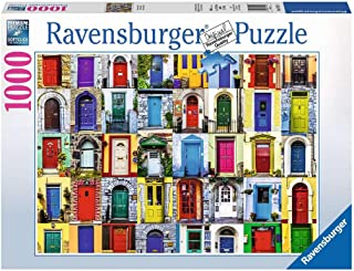 Ravensburger 19524 Doors of The World Puzzle Game 1000-Pieces
