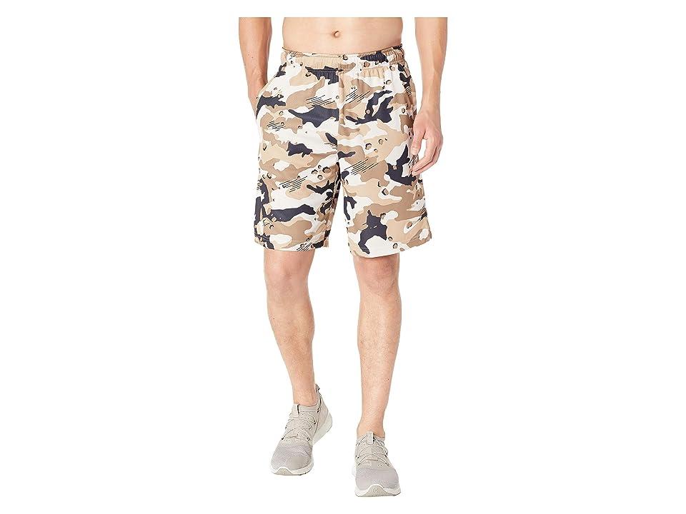 Nike Dry 2L Camo Shorts (Canteen/White) Men