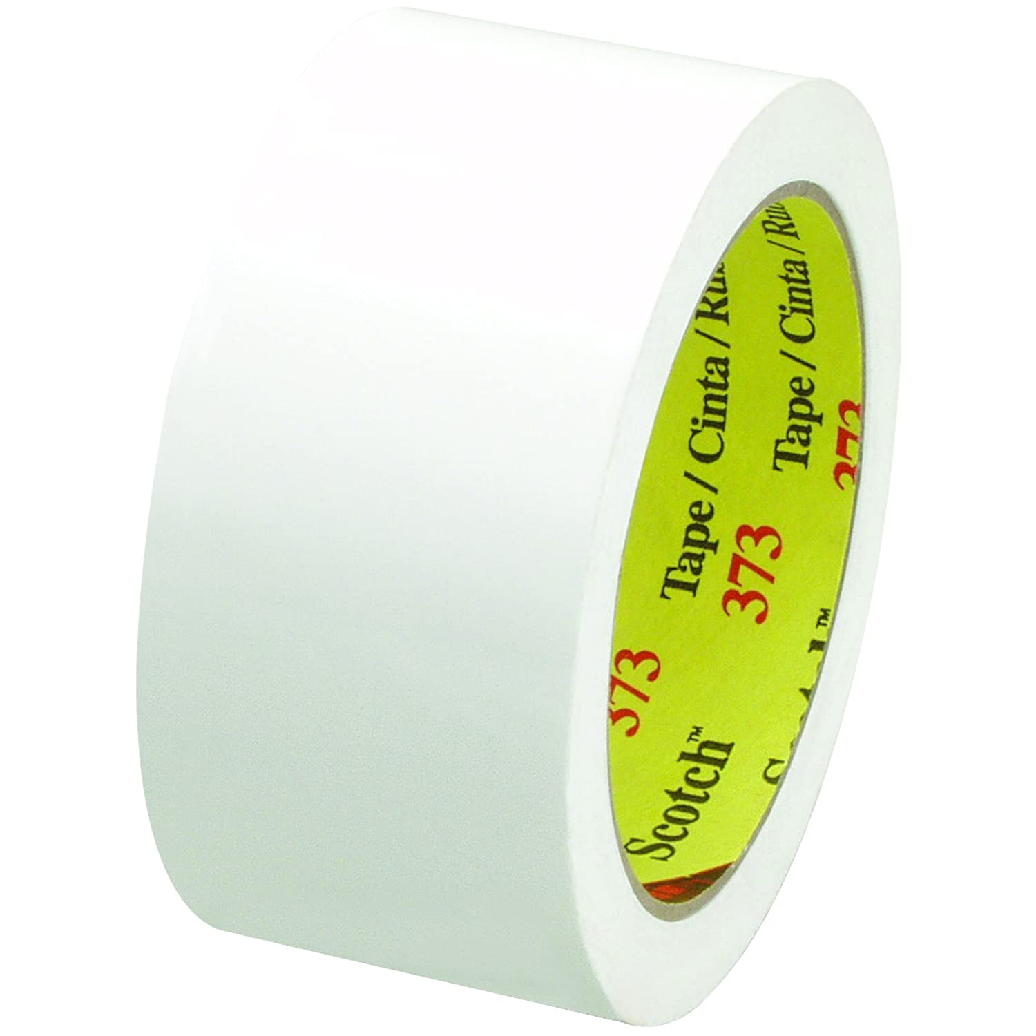 Scotch 373 High Performance Packing Tape x 2 55 2.5 Yards discount Inch Tucson Mall
