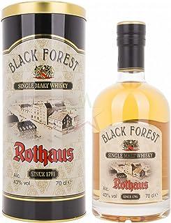 Black Forest Rothaus Single Malt Whisky Edition No. 11 43,00% 0,70 Liter