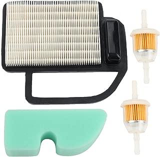 Milttor 20 883 06-S1Air Filter with Pre Filter Fuel Filter Fit Kohler 20 083 02-S 20 083 06-S SV470-SV620 Carb Engine Lawn Mower 20-083-02-S