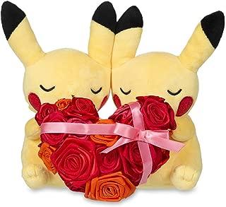Best pikachu heart plush Reviews