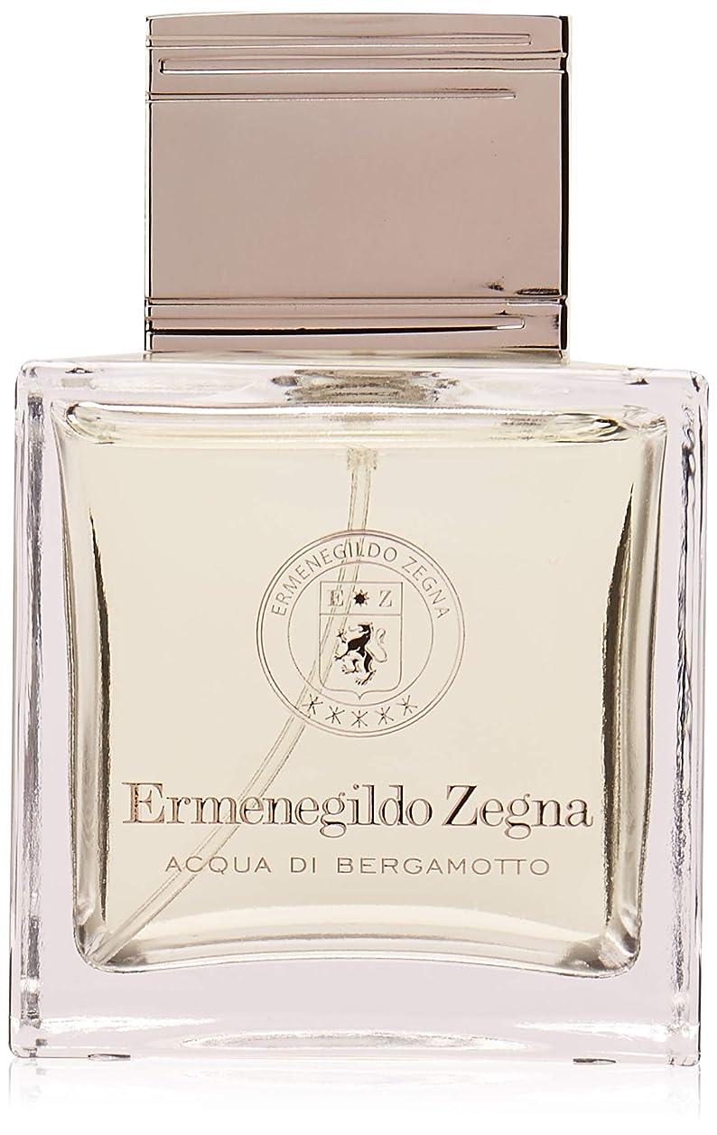 蓄積する鋸歯状ベンチャーErmenegildo Zegna Acqua di Bergamotto Eau De Toilette 100ml 3.4oz