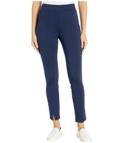 NYDJ Basic Leggings with Front Slit in Evening Tide (Evening Tide) Women