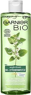 Garnier Bio Zitronenmelisse All-in-1 Mizellen Reinigungswasser, 400 ml