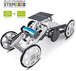 EL STEM Toys DIY Climbing car kit Education Learning Science Toy kit Science Building Toy Solar Circuit Engineering Experi...