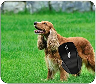 Mousepads Animal Cocker Spaniel Dog Spanish Hound Mouse Pads for Computers