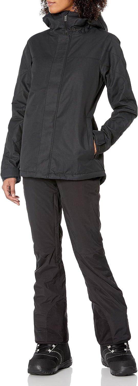 Volcom Women's Bolt Insulated Snowboard 5 ☆ popular Hooded Ski Winter Product Jacket