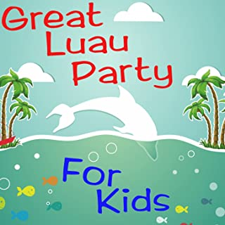 Great Luau Party for Kids