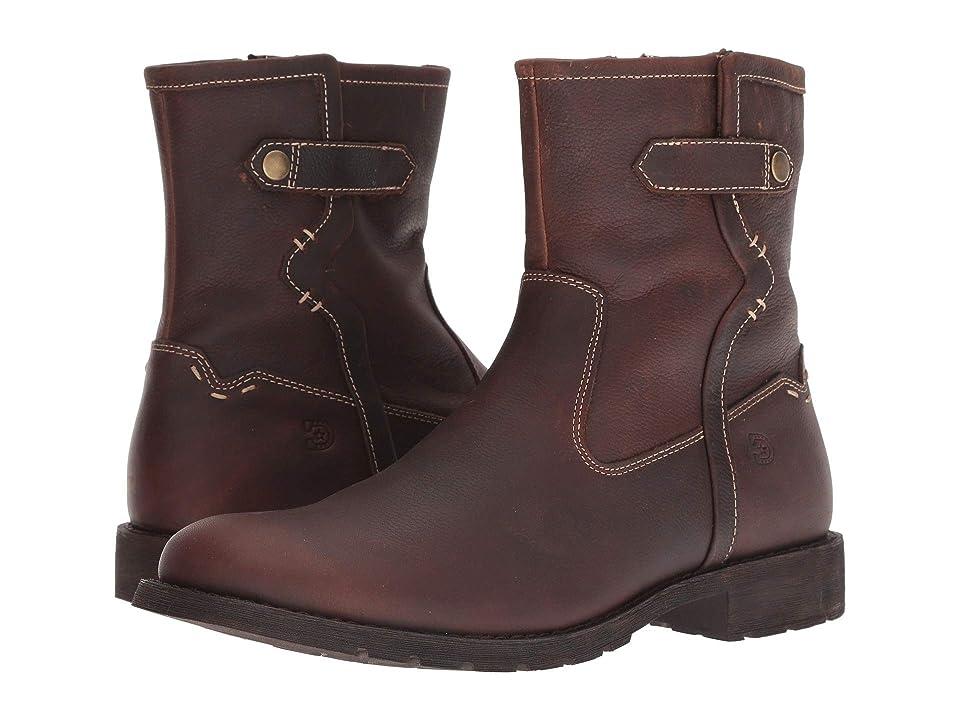 Durango Drifter 8 Zip (Bomber Brown) Cowboy Boots
