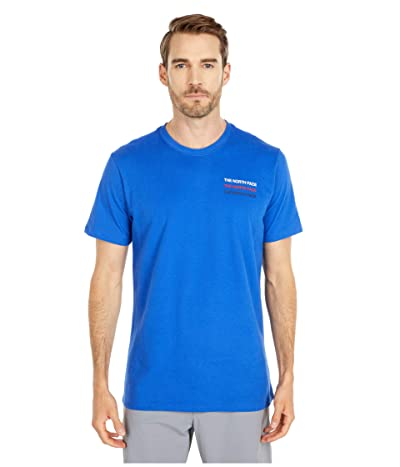The North Face Freedom Short Sleeve Tee (TNF Blue) Men