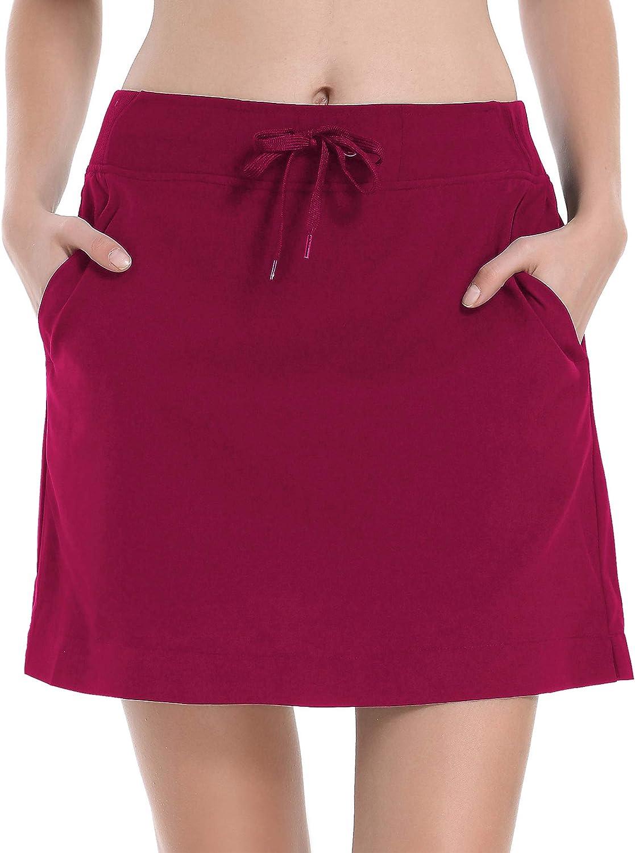 High quality COOrun Popularity Women's Athletic Skort Lightweight Tennis Skirt Active Go