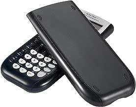 For TI-84 Plus, TI-84 Plus C Silver Edition, TI-89, Hard Slider Case Back Cover Compatible with TI-84 Plus, TI-84 Plus C, TI-89 Titanium Graphing Calculator