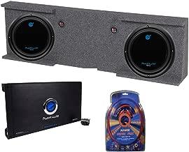 Planet Audio GMC Chevy Crew Cab 07-13 Box + 2 10
