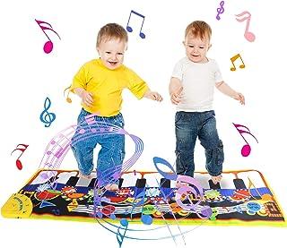 Joyfia Musical Mat, Kids Toys for 1 Year Old, Piano Keyboard