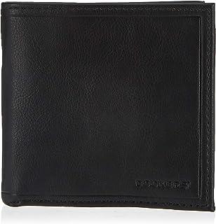 Dockers Mens Wallet, Card Case & Money Organizer, Black, 12 31DK120005