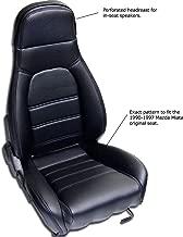 Best mazda miata leather seats Reviews