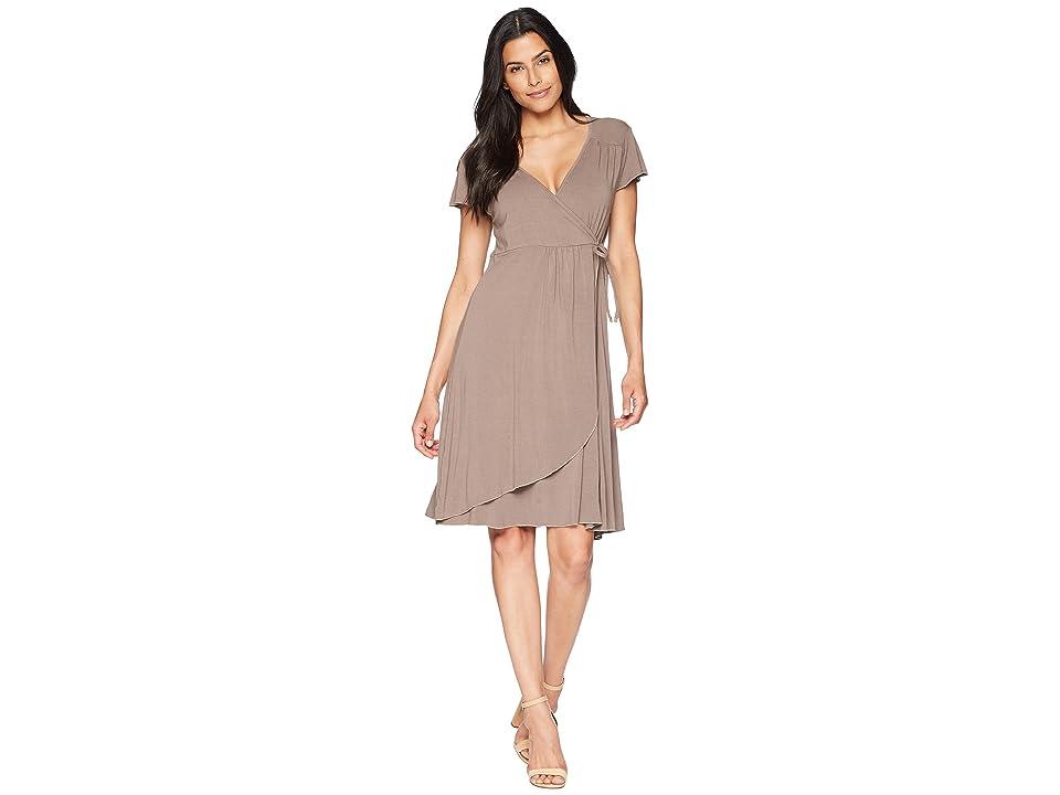 Fresh Produce Tearoom Dress (Portobello Brown) Women