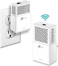 Best TP-Link AV1000 Powerline WiFi Extender(TL-WPA7510 KIT)- Powerline Adapter with Dual Band WiFi, Gigabit Port, Plug&Play, Power Saving, Ideal for Smart TV, Online Gaming Review