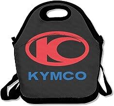trydoo Kymco motocicleta Logo bolso bolsas de almuerzo Bolsas de almuerzo