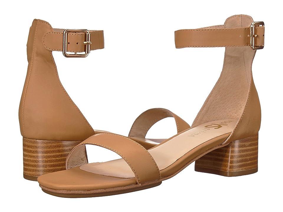 Yosi Samra Daniel (Tan Calf Leather) Women