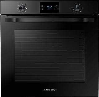 Samsung NV75J3140BB Horno eléctrico empotrable ventilado, extra capacidad 75 L, clase A, negro
