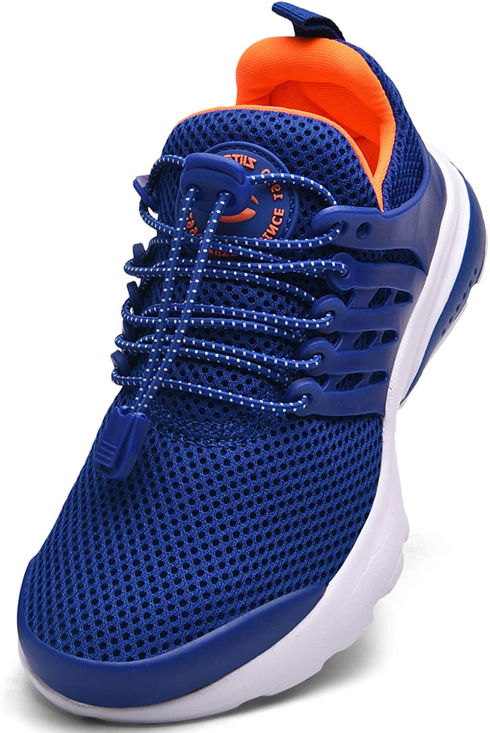 ziitop Boys Girls Sneakers Lightweight Breathable Athletic Running Shoes Fashion Sport Gym Jogging Tennis Walking Shoes