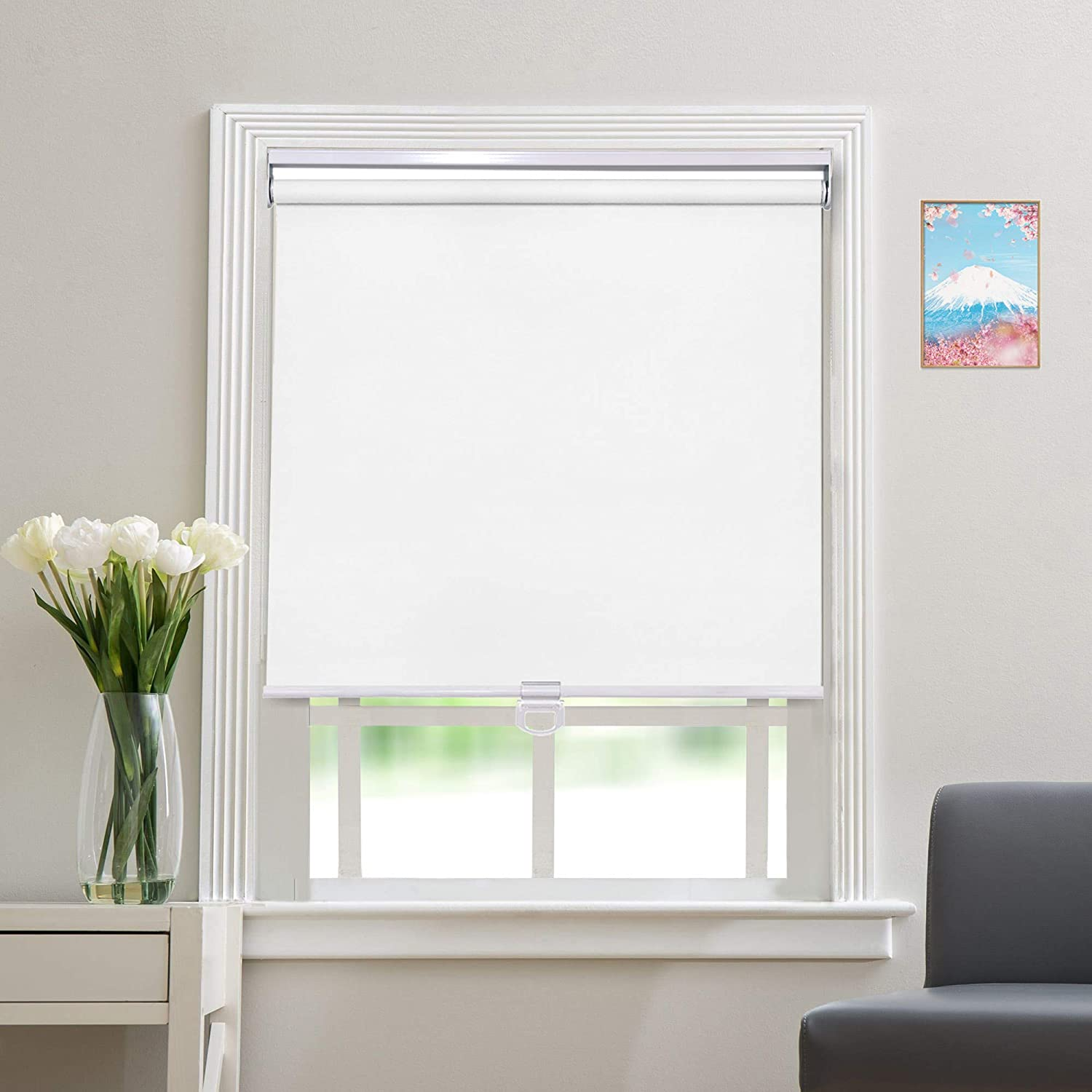 Blackout Cordless Max 56% OFF Roller Blinds Max 83% OFF and Shades for Safety - Windows