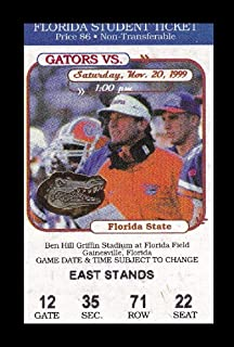 1999 florida gators