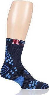 Compressport 中性 跑步袜 压缩袜 越野跑袜 美丽奴羊毛袜 加厚版 CS-LSH