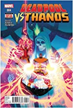 Deadpool Vs Thanos #4 (of 4) Cover A