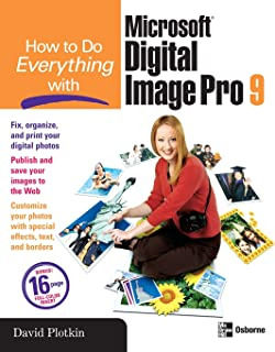 How to Do Everything With Digital Image Pro 9.0