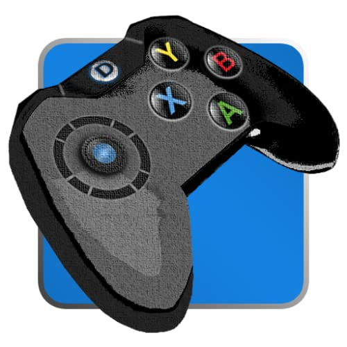 DroidJoy virtual Gamepad