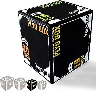 Jfit Plyometric Jump Boxes
