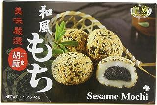Royal Family Japanese Mochi Sesame, 7.4-Ounce (Pack of 8)