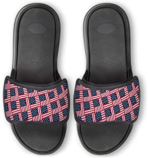 Bonaweite Summer Outdoor Beach Shoes Casual Slippers flip-Flops Sandals for Women Men