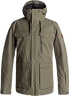 Snow Men's Raft Snow Jacket, Grape Leaf, XL