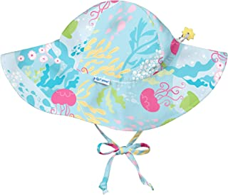 i play. by green sprouts Boys' Brim Sun Protection Hat