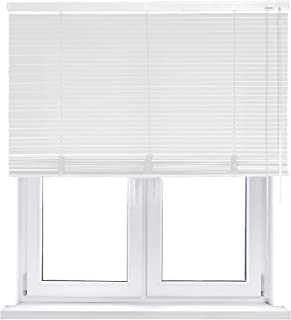 KAATEN - PERSIANA Veneciana DE Aluminio/Lama 25MM / Color Blanco