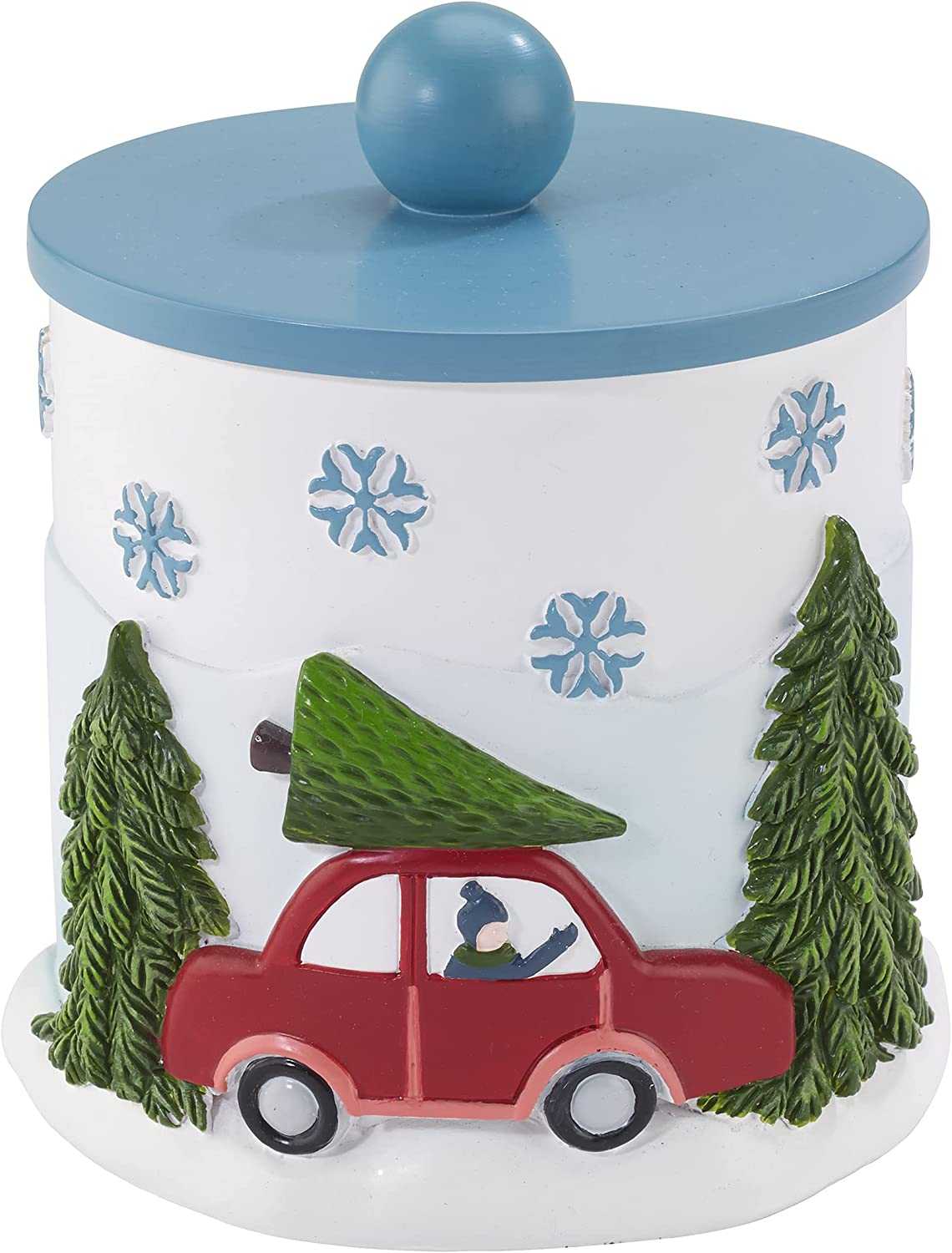 Avanti Nippon regular agency Linens Home for The Holidays Jar Genuine Collection Decorative