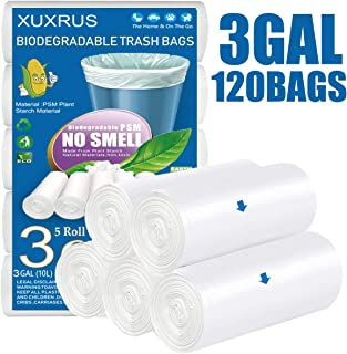 Best biodegradable clear bags Reviews