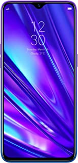 Realme 5 Pro Smartphone, 64GB, 6GB - Sparkling Blue