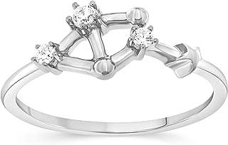 Best star ring diamond Reviews