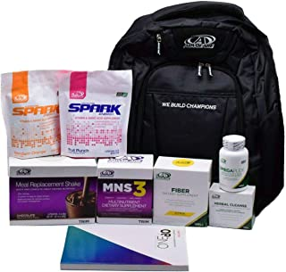 Advocare 24 Day JumpStart/Challenge/Chocolate/MNS 3 / Fruit Punch & Mandarin Orange Spark/Citrus Cleanse/Free Backpack