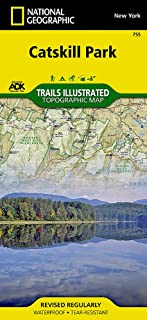 Catskill Park (National Geographic Trails Illustrated Map (755))
