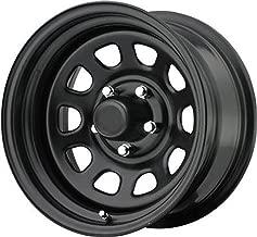 Pro Comp Wheels 51-5883F Rock Crawler Series 51 Black Wheel