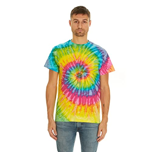 bd564accf7a11 Krazy Tees Tie Dye Style T-Shirts Men Women - Fun