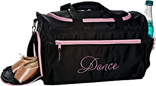 Horizon Dance Emmie Embroidered Dance Gear Duffel Bag