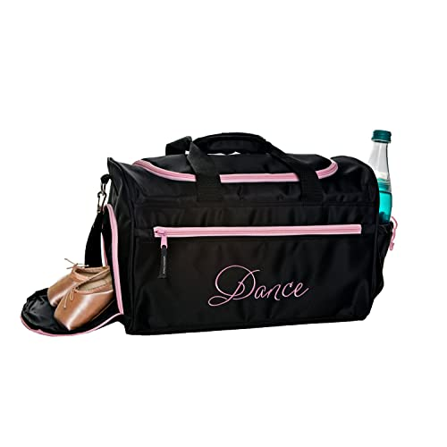 0b6e88671b9 Horizon Dance Emmie Embroidered Dance Gear Duffel Bag