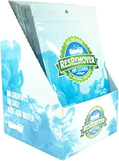ResRemover 420 Cleaner 25ct. Display Box | Just Add Water | Makes 8fl.oz. (237ml) Per Cleaning Pouch